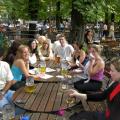 BWS vācu valodas skolas studenti