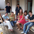 BWS Minhenes skolas terase