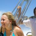 Sprachcaffe, boat tour