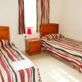 Sprachcaffer residence, twin room