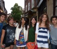 Angļu valodas nometne Anglijā, Kembridžā / Курсы английского языка в Англии, Кембридже