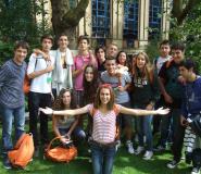 Gloucestershire College, Anglija: vidēja izglītība un mācības vidusskolā Anglijā / среднее образование и учеба в средней школе в Англии